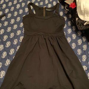 Black Tank Dress (Cynthia Rowley)